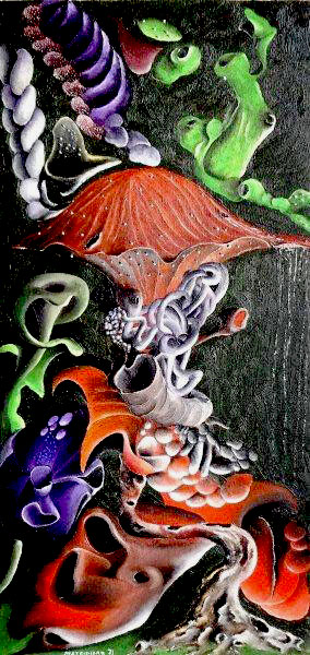 Arte di Renato Pestriniero