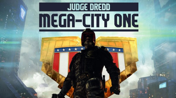 UNA SERIE TV PER JUDGE DREDD