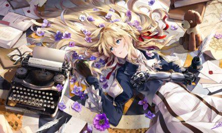 Violet Evergarden e l'animazione giapponese