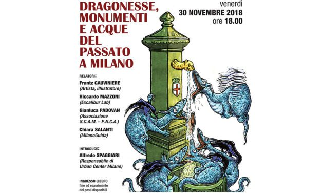 Dragonesse a Milano