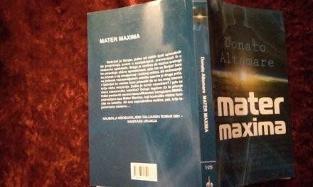 MATER MAXIMA E GLI ANTEFATTI