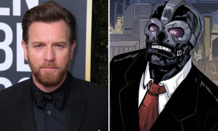 Ewan McGregor sarà Black Mask
