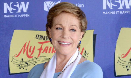 JULIE ANDREWS IN AQUAMAN