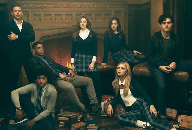 Vampire Diaries spinoff