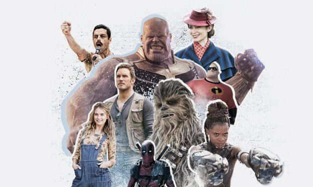 I TOP 100 DEL BOX OFFICE AMERICANO 2018