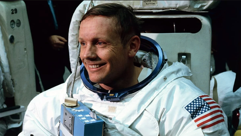 LA MOSTRA: NEIL ARMSTRONG THE FIRST