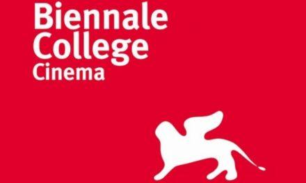 LA TERZA BIENNALE COLLEGE CINEMA – VIRTUAL REALITY