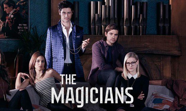 THE MAGICIANS RINNOVATO PER LA STAGIONE 5