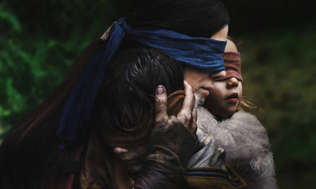 BIRD BOX RECORD DI ASCOLTI PER NETFLIX