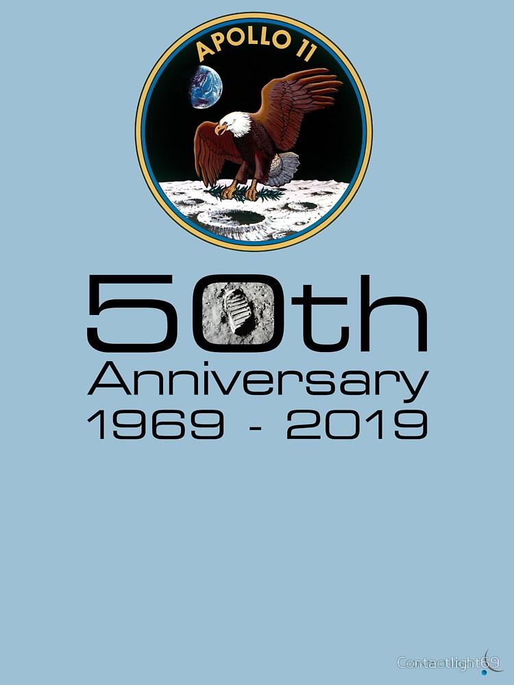 Apollo 11, Cinquantesimo anniversario ( (Cinquant'anni sulla Luna, di Marco Ambrosio)