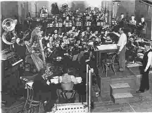 King Kong, orchestra per il film