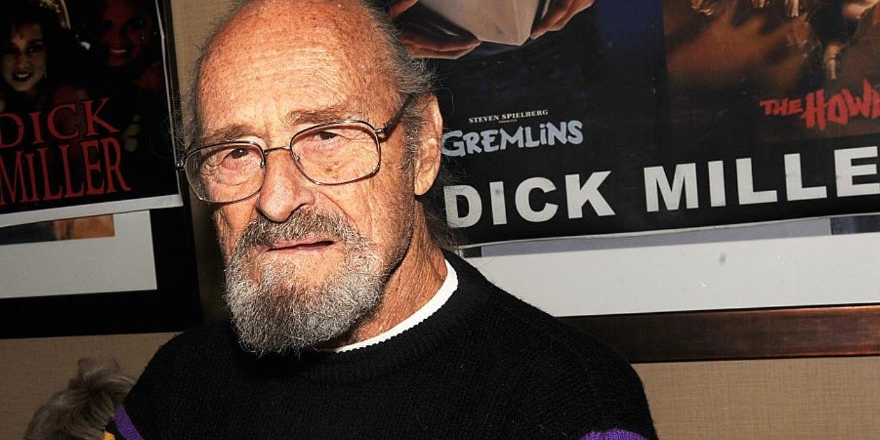 È MORTO DICK MILLER, UNA DELLE ICONE DELL'HORROR