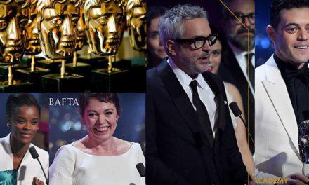 ASSEGNATI I PREMI BAFTA 2019