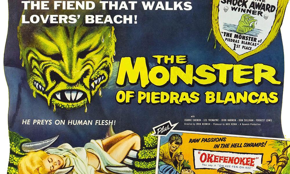 THE MONSTER OF PIEDRAS BLANCAS (1958)