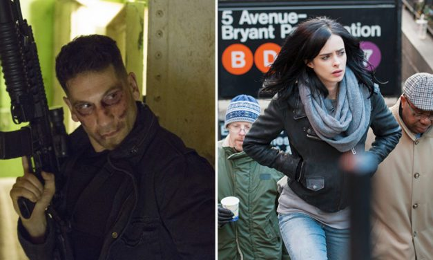 TEMPI DURI IN CASA MARVEL: CANCELLATI THE PUNISHER E JESSICA JONES