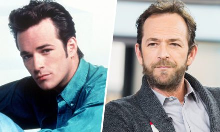 È MORTO L'ATTORE LUKE PERRY