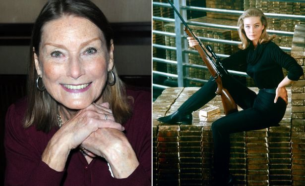 È MORTA L'EX-BOND GIRL TANIA MALLET