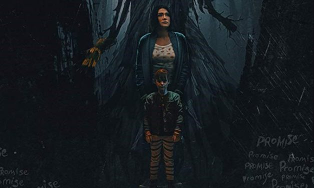 L'HORROR MERCY BLACK IN ARRIVO SU NETFLIX
