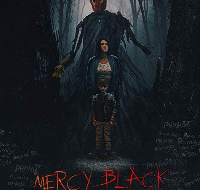 L'HORROR MERCY BLACK IN ARRIVO SU NETFLIX