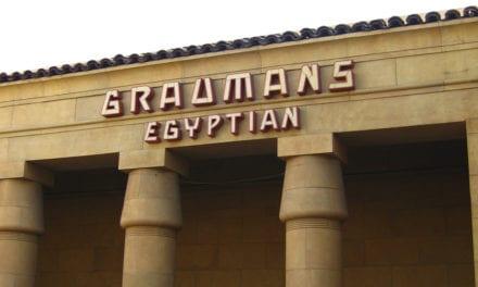 NETFLIX IN TRATTATIVE PER COMPRARE IL GRAUMAN'S EGYPTIAN THEATRE