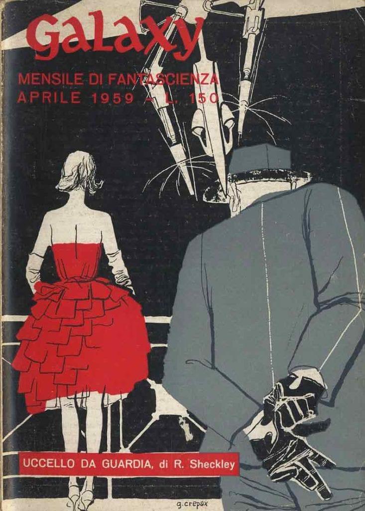 Galaxy Anno II-N. 4, aprile 1959