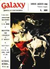 Galaxy Anno III-N. 7-8, luglio/agosto 1960