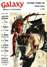 Galaxy Anno III-N. 9-10, settembre/ottobre 1960
