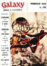 Galaxy Anno III-N. 2, febbraio 1960