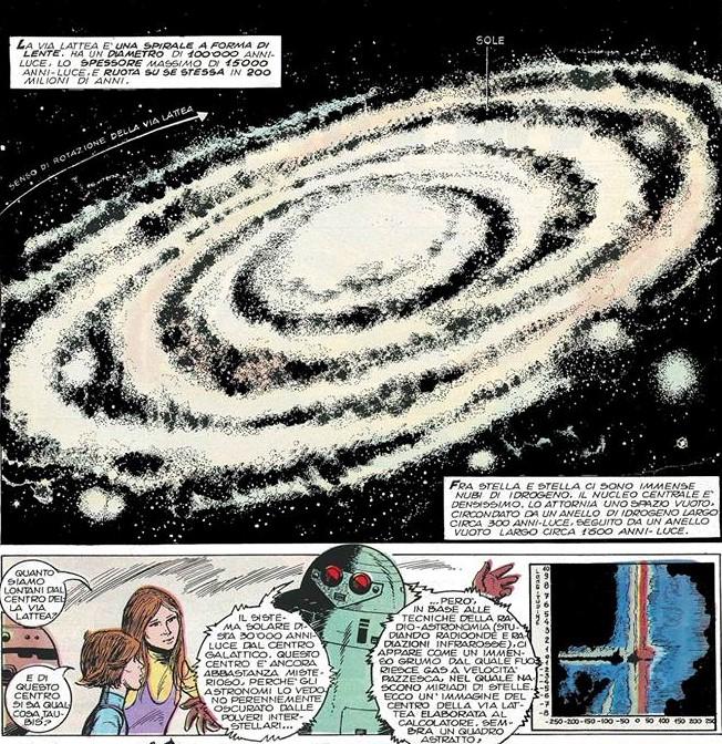 Nevio Zeccara: Viaggio nell'universo