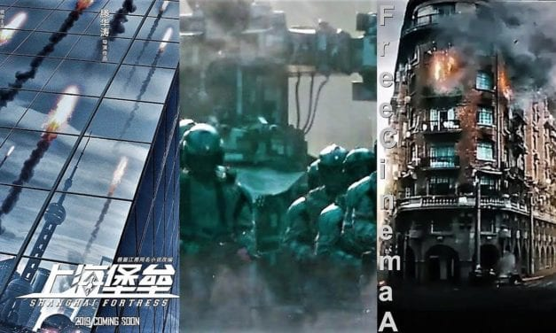 SHANGHAI FORTRESS, NUOVO BLOCKBUSTER FANTASCIENTIFICO CINESE