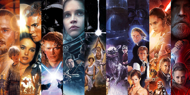 STAR WARS RISE AGAIN: L'ASCESA DI SKYWALKER