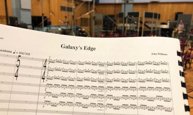 STAR WARS. GALAXY'S EDGE: LA STORIA DEL NUOVO BRANO DI JOHN WILLIAMS