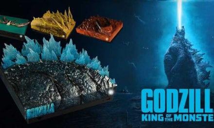 MICROSOFT REGALA XBOX ONE X DI GODZILLA: KING OF THE MONSTERS