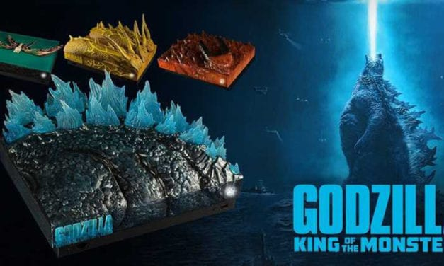MICROSOFT REGALA XBOX ONE X DI GODZILLA: KING OF THE MONSTERS