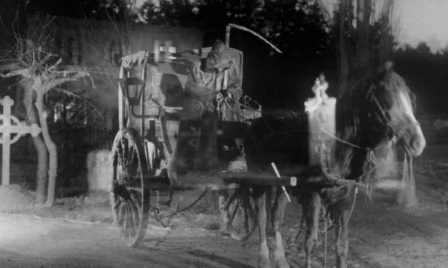 IL CARRETTO FANTASMA (1921)