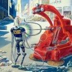 I FUTURISTICI DISEGNI DI FRANK RUDOLF PAUL – FANTAIMMAGINE