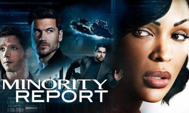 MINORITY REPORT, LA SERIE TELEVISIVA (2015)