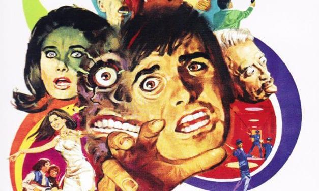 """""""LA FORZA INVISIBILE"""" DI BYRON HASKIN (1967)"""