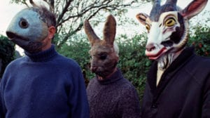 The Wicker Man, la processione