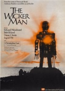 Locandina The Wicker Man