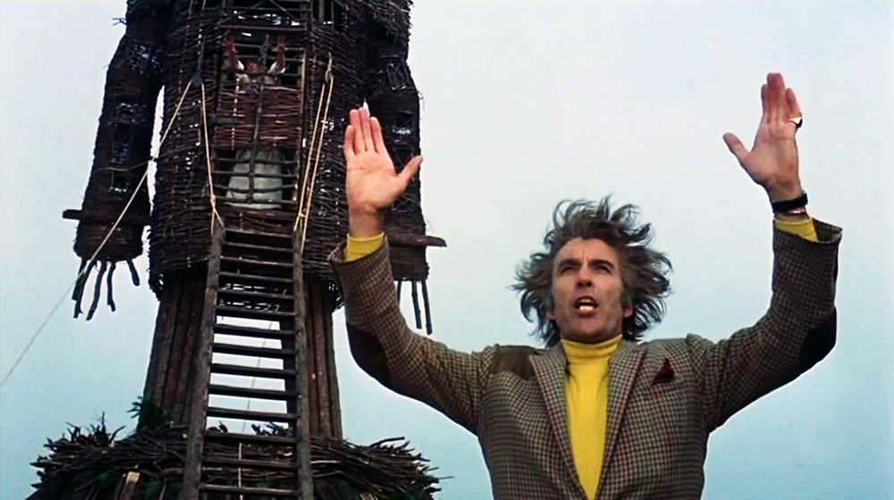THE WICKER MAN (1973), FANTA-PAGANESIMO AGRICOLO