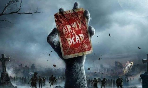 ARMY OF THE DEAD, NUOVO ZOMBIE-MOVIE PER SNYDER
