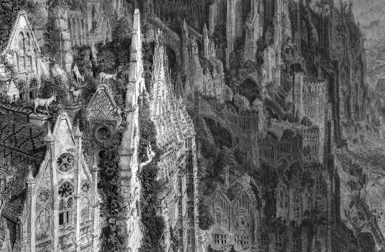 Il castello di Gormenghast