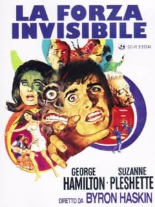 La forza invisibile Manifesto