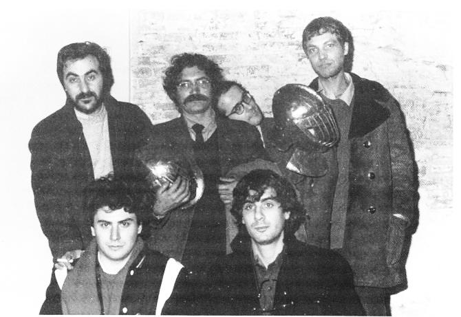 Redazione Frigidaire, Massimo Mattioli