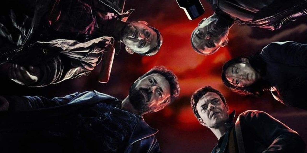 THE BOYS DEBUTTA SU AMAZON ED È GIÀ RINNOVATA PER UNA SECONDA STAGIONE