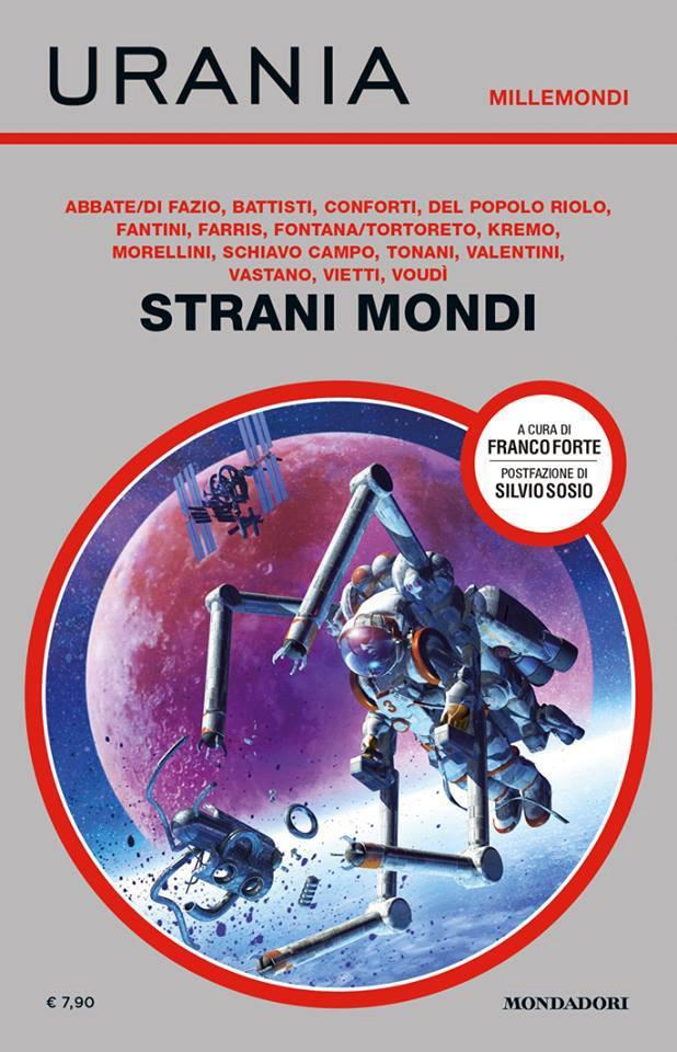 Copertina Urania Strani Mondi 2019