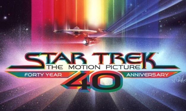 """""""STAR TREK: IL FILM"""" COMPIE QUARANT'ANNI"""