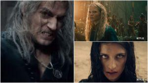 The Witch personaggi