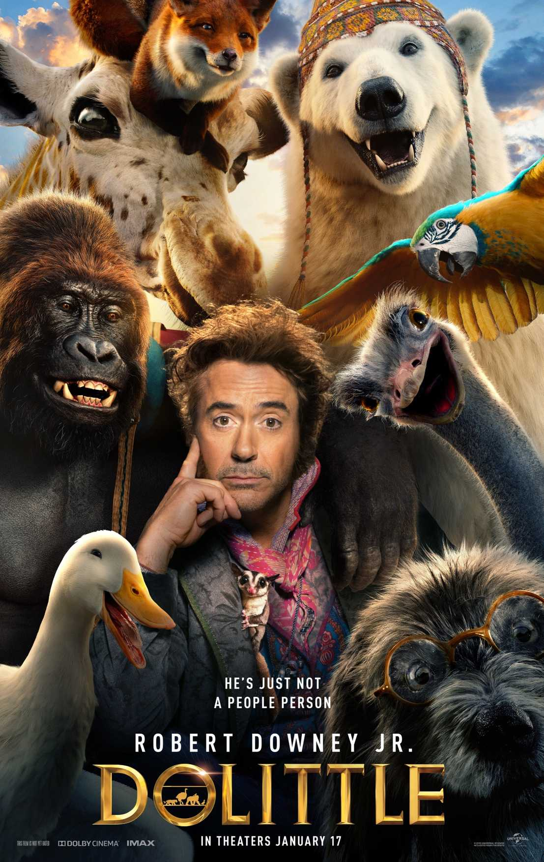 Downey Jr., Dolittle